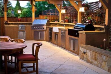 Green Earth Outdoor Kitchen (3)