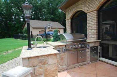 Green Earth Outdoor Kitchen (7)